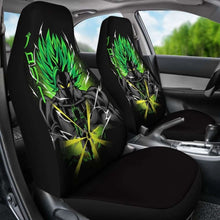Load image into Gallery viewer, Broly Legendary Saiyan Seat Covers 101719 Universal Fit - CarInspirations