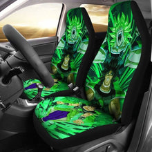 Load image into Gallery viewer, Broly The Movie 2019 Car Seat Covers Universal Fit 051012 - CarInspirations