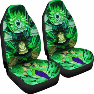 Broly The Movie 2019 Car Seat Covers Universal Fit 051012 - CarInspirations
