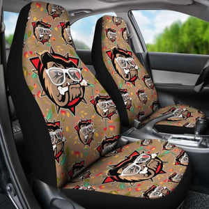 Bulldog Car Seat Covers 100421 Universal Fit - CarInspirations