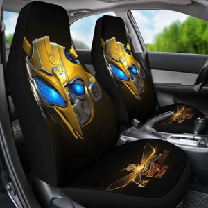 Bumblebee Seat Covers 101719 Universal Fit - CarInspirations