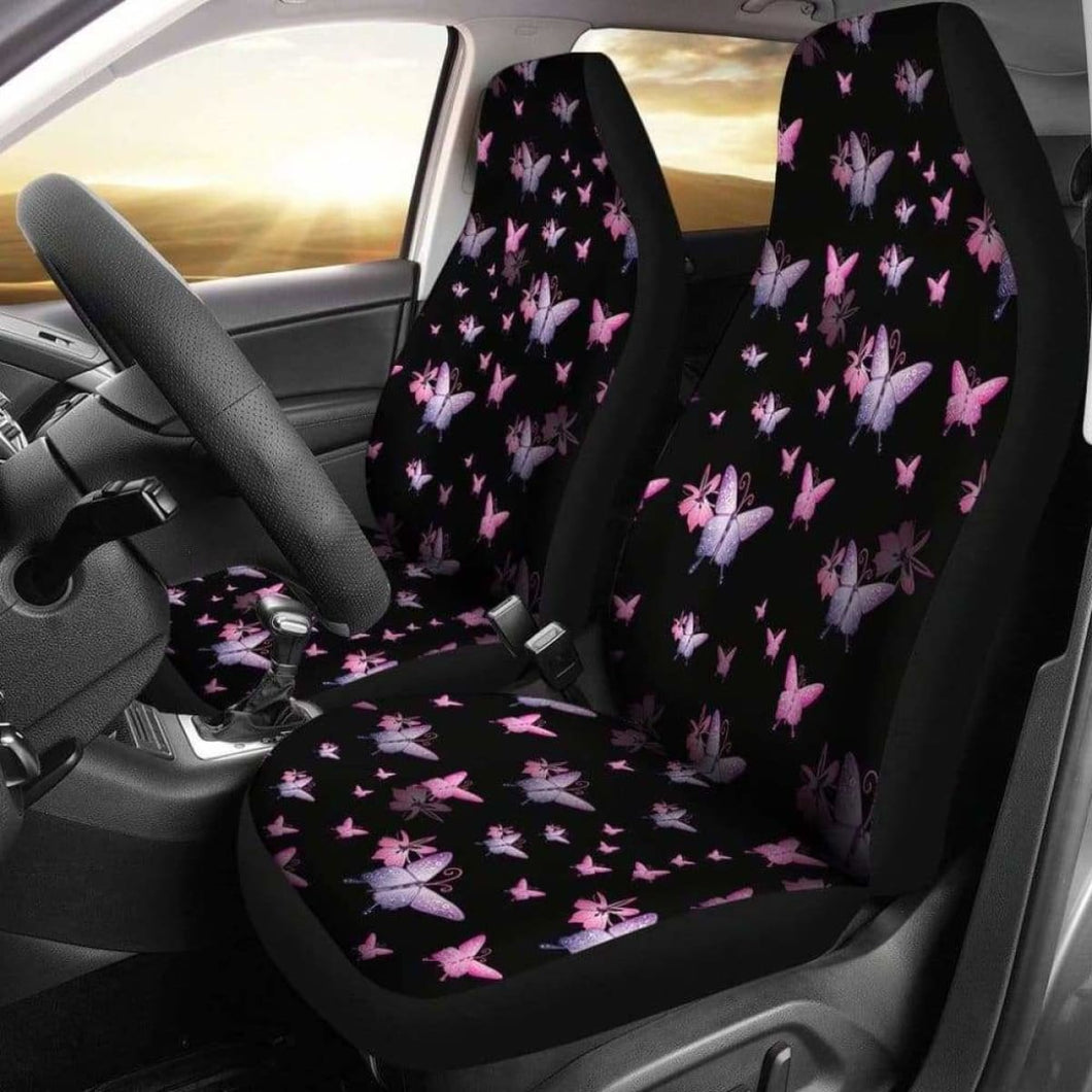 Butterfly Car Seat Covers Universal Fit 051012 - CarInspirations