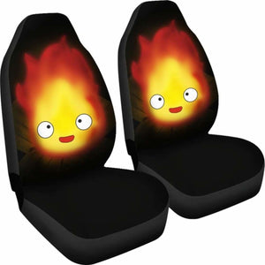 Calcifer Car Seat Covers Universal Fit 051012 - CarInspirations