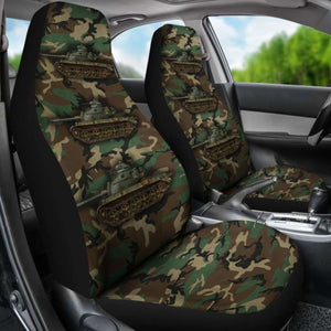 Camo Car Seat Cover 234929 Universal Fit - CarInspirations