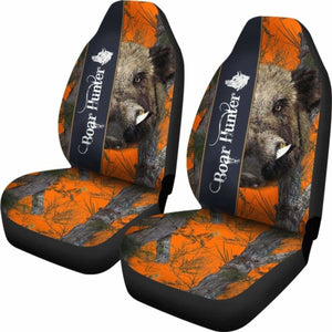 Car Seat Cover - Boar Hunter 234929 Universal Fit - CarInspirations