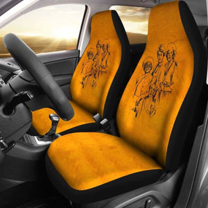 Car Seat Cover The Golden Girls 094128 Universal Fit - CarInspirations
