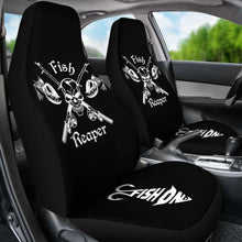 Load image into Gallery viewer, Car Seat Covers - Fishing Reaper 234929 Universal Fit - CarInspirations