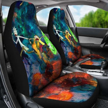 Load image into Gallery viewer, Car Seat Covers Rick And Morty 094128 Universal Fit - CarInspirations