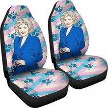 Load image into Gallery viewer, Car Seat Covers The Golden Girls 094128 Universal Fit - CarInspirations