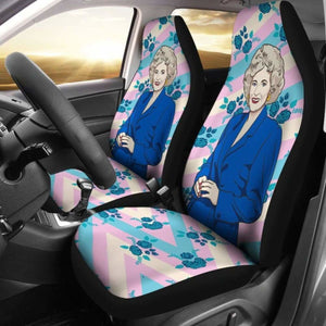 Car Seat Covers The Golden Girls 094128 Universal Fit - CarInspirations