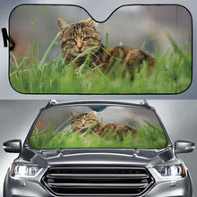 Load image into Gallery viewer, Cat Auto Sun Shades 918b Universal Fit - CarInspirations