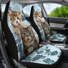 Load image into Gallery viewer, Cat Car Seat Cover 234929 Universal Fit - CarInspirations