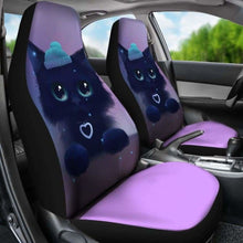Load image into Gallery viewer, Cat Car Seat Covers Universal Fit 051012 - CarInspirations