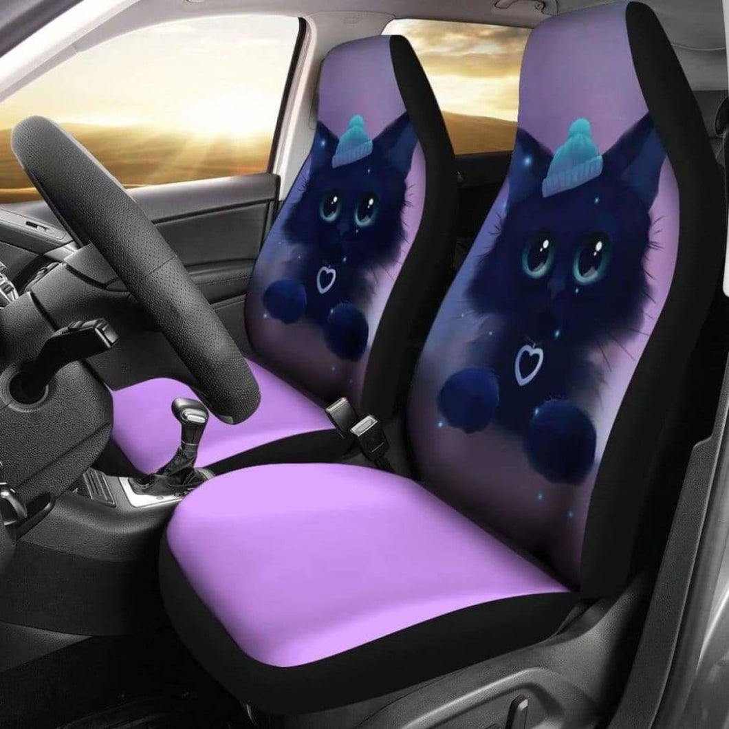 Cat Car Seat Covers Universal Fit 051012 - CarInspirations