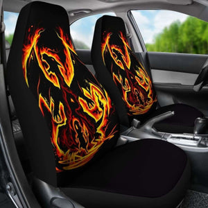 Charizard Car Seat Covers Universal Fit 051012 - CarInspirations