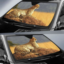 Load image into Gallery viewer, Cheetah Auto Sun Shades 918b Universal Fit - CarInspirations