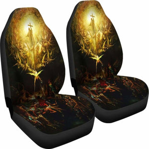 Christian Car Seat Covers Universal Fit 051012 - CarInspirations