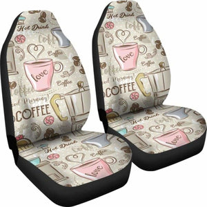 Coffee Car Seat Covers Universal Fit 051012 - CarInspirations