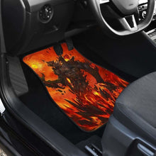 Load image into Gallery viewer, Colossus Of Fire Car Floor Mats Universal Fit 051012 - CarInspirations