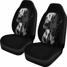 Load image into Gallery viewer, Dalmatians Seat Covers 1 101719 Universal Fit - CarInspirations