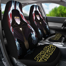 Load image into Gallery viewer, Darth Sidious Seat Covers 101719 Universal Fit - CarInspirations