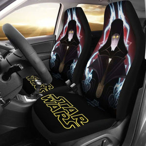 Darth Sidious Seat Covers 101719 Universal Fit - CarInspirations
