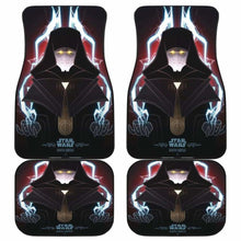 Load image into Gallery viewer, Darth Sidious Star War Car Floor Mats Universal Fit 051012 - CarInspirations