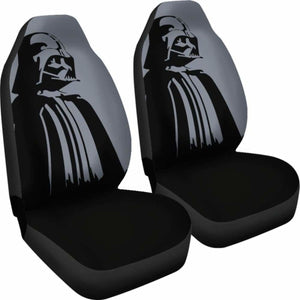 Darth Vader Star War Car Seat Covers (Set Of 2) Universal Fit 051012 - CarInspirations