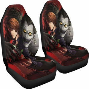 Death Note Car Seat Covers 1 Universal Fit 051012 - CarInspirations