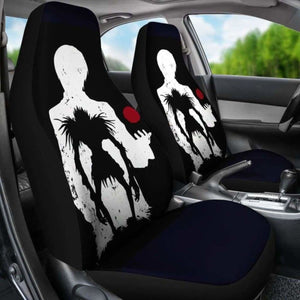 Death Note Car Seat Covers Universal Fit 051012 - CarInspirations