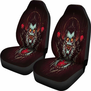 Death Note Ryuk Car Seat Covers Universal Fit 051012 - CarInspirations