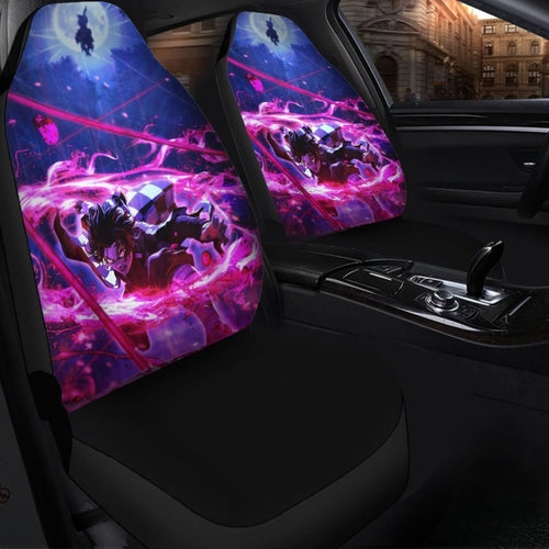 Demon Slayer Best Anime 2020 Seat Covers Amazing Best Gift Ideas 2020 Universal Fit 090505 - CarInspirations