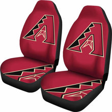 Load image into Gallery viewer, Diamondbacks Car Seat Covers 100421 Universal Fit - CarInspirations