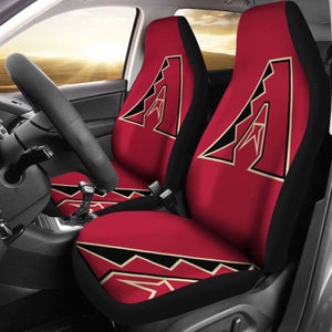 Diamondbacks Car Seat Covers 100421 Universal Fit - CarInspirations