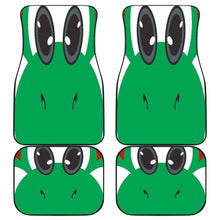 Load image into Gallery viewer, Dinosaur Mario Funny Car Floor Mats Universal Fit 051012 - CarInspirations