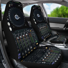 Load image into Gallery viewer, DJ - Car Seat Covers - (Set of 2) Universal Fit - CarInspirations