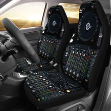 Load image into Gallery viewer, Dj Techtools Controller Car Seat Covers (Set Of 2) Universal Fit 051012 - CarInspirations