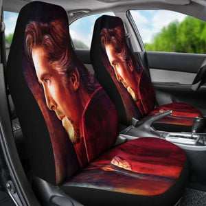Doctor Strange Car Seat Covers 2 Universal Fit 051012 - CarInspirations