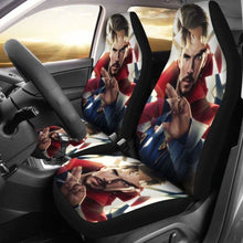 Load image into Gallery viewer, Doctor Strange Car Seat Covers 8 Universal Fit 051012 - CarInspirations
