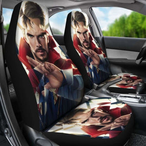 Doctor Strange Car Seat Covers 8 Universal Fit 051012 - CarInspirations