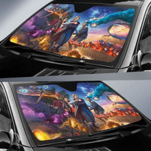 Load image into Gallery viewer, Doctor Who Car Sun Shades 918b Universal Fit - CarInspirations
