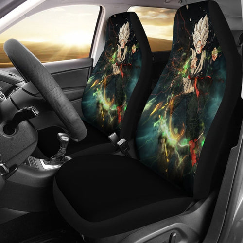 Dragon Ball Super Vegeta Seat Covers Amazing Best Gift Ideas 2020 Universal Fit 090505 - CarInspirations