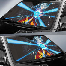 Load image into Gallery viewer, Dragon Ball z Car Auto Sun Shade 211626 Universal Fit - CarInspirations