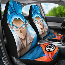 Load image into Gallery viewer, Dragon Ball z Car Seat Covers 100421 Universal Fit - CarInspirations