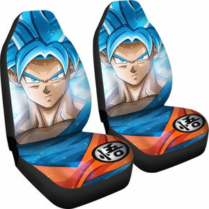 Dragon Ball z Car Seat Covers 100421 Universal Fit - CarInspirations