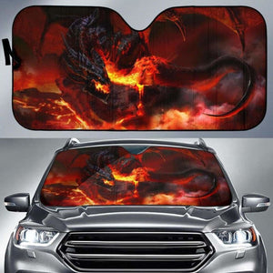 Dragon Fire Car Sun Shades 918b Universal Fit - CarInspirations