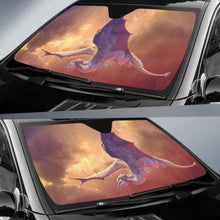 Load image into Gallery viewer, Dragon Wing Car Sun Shades 918b Universal Fit - CarInspirations