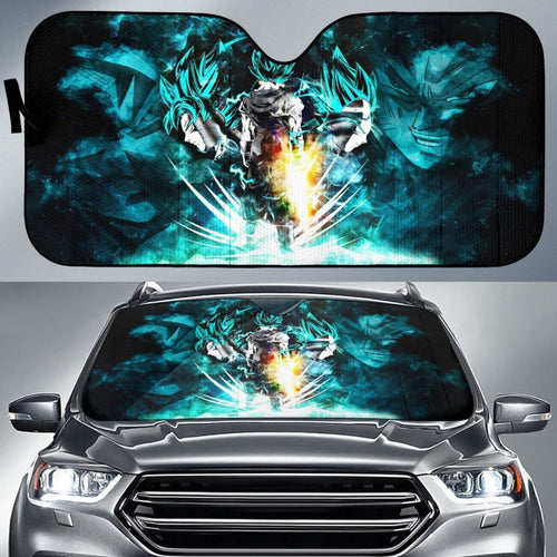 Dragonball Z Wallpaper Sun Shade amazing best gift ideas 2020 Universal Fit 174503 - CarInspirations