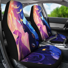 Load image into Gallery viewer, Espeon & Umbreon Car Seat Covers Universal Fit 051012 - CarInspirations