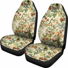 Load image into Gallery viewer, Flowers Car Seat Cover 234929 Universal Fit - CarInspirations